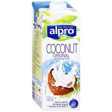 """Молоко кокосовое """"АLPRO"""" 1 л."""