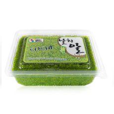 Икра летучей рыбы Тобико ( НЕО ) 0,5 кг (зеленая)