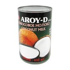 """Молоко кокосовое """"AROY-D"""" 60% 400 мл ж/б"""