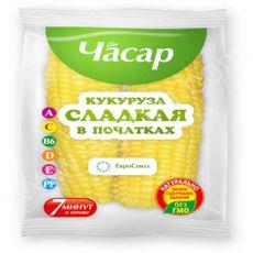 """Кукуруза в початках """"Часар"""" 0,500 кг"""