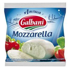 Сыр Моцарелла Galbani 45% 125 г