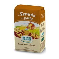 Мука из твердых сортов пшеницы Семола STAGIONI №5 (1 кг)