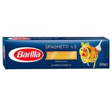 Макароны Barilla Спагетти №5 450 г