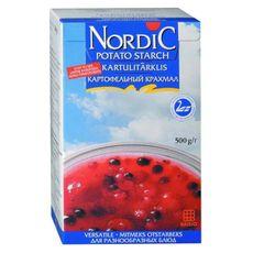 """Крахмал картофельный """"Nordic"""" 0,5 кг"""