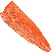 Рыба филе Семги на коже с/м (1,5-2,1кг)