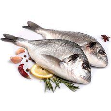 Рыба Дорадо охлажденная (Тушка 0,3-0,4 кг)