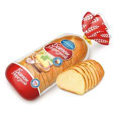 Хлеб Батон 400 г (нарезка)