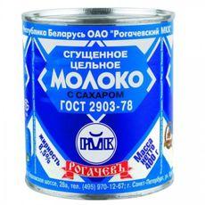"""Молоко сгущенное с сахаром """"Рогачев"""" 8,5% 380 г ж/б"""