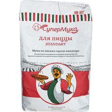 """Мука из мягких сортов пшеницы для пиццы """"Супер Мука"""" (25 кг/мешок)"""