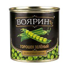 """Горошек зеленый  """"Боярин"""" 425 мл ж/б"""