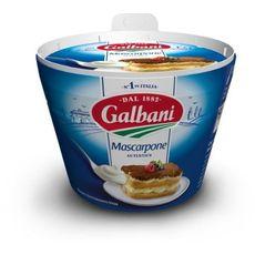 Сыр Маскарпоне Гальбани 80% 500 г