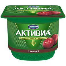 Йогурт Активиа 150 г фруктовый в ассортименте