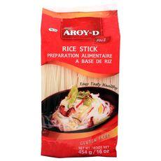 Лапша рисовая AROY D (5 мм) 454 г