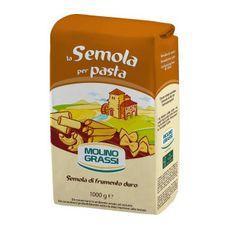 Мука из твердых сортов пшеницы Молино Грасси (25 кг/шт.)