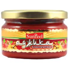 """Аджика классическая """"Sunfeel"""" 0,25 кг ст/б"""