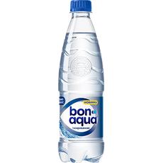 Вода BonAqua 1 л с газом
