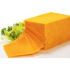 Сыр Чеддар Оранжевый