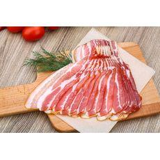 Бекон свиной нарезка с/к 0,5 кг