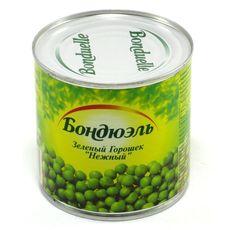 "Горошек зеленый ""Бондюэль"" 400 мл ж/б"