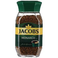 Кофе Якобс Монарх 0,190 кг в стекле
