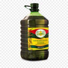 """Масло оливковое """"Olio Di Sansa"""" LUGLIO"""" 5 л. раф. пл/б"""