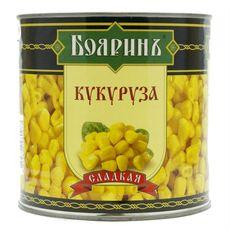 "Кукуруза десертная ""Боярин""  2650 мл ж/б"