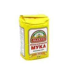 """Мука пшеничная в/с """"Макфа"""" 2 кг"""