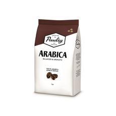 Кофе зерновой Paulig Arabica 1 кг.