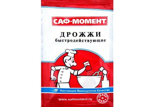 Дрожжи сухие САФ-МОМЕНТ 11 г.